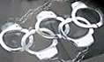 olympic handcuffs